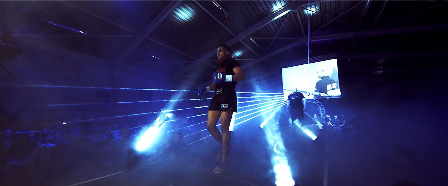Thai-Boks & MMA A-Gala plaats in Heusden-Zolder in de Golazo Arena met Jason Berkley Studios