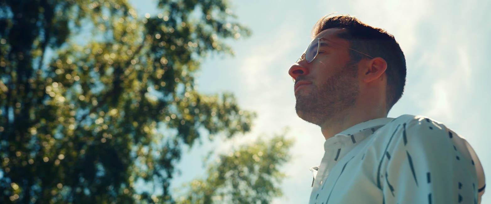 Daniel Verstappen muziek video clip door Jason berkley Studios, Floating