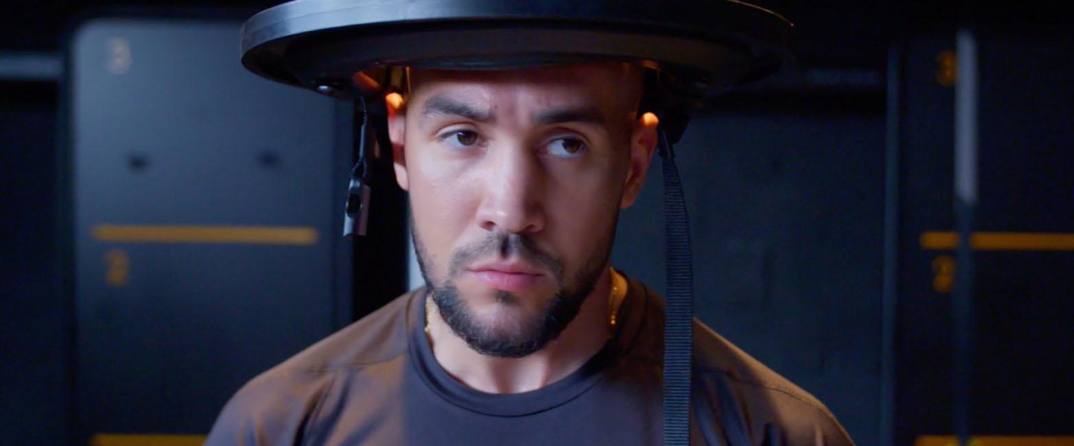 Francesco Patera europees boks kampioen teaser video door jason berkley studios